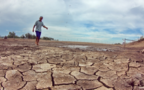 'Climate change boosted human development'