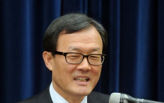 [Newsmaker] Lee takes helm of Woori Financial