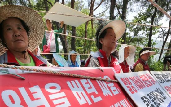 [Newsmaker] Miryang power-line towers a headache
