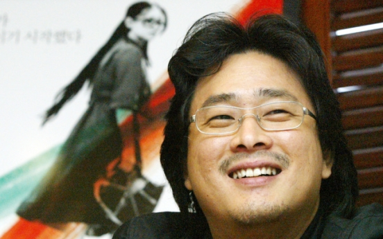 Park Chan-wook short invited to Edinburgh