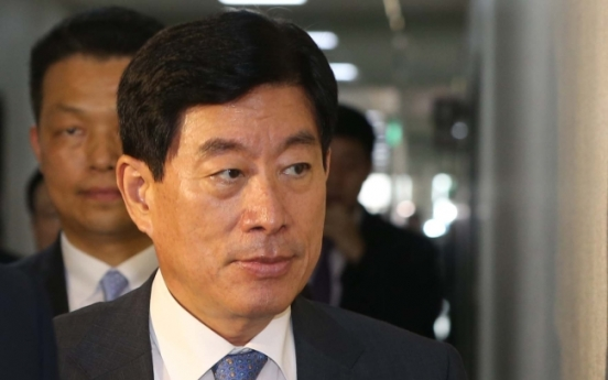 [Newsmaker] Former NIS chief accused of corruption