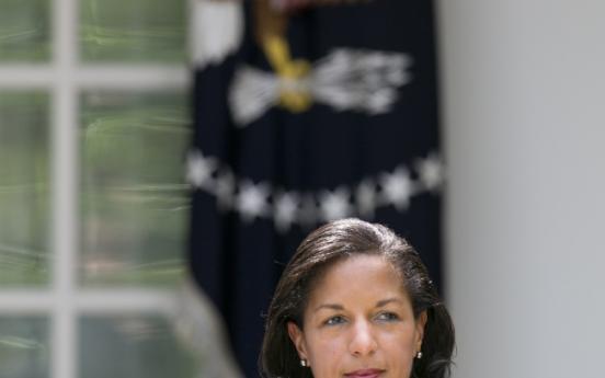 [Newsmaker] Obama taps Rice as national security adviser