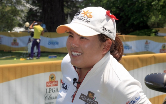 Park In-bee wins Wegmans LPGA Championship for second straight major