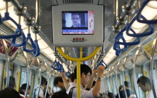 Hong Kong to handle Snowden's case according to local laws