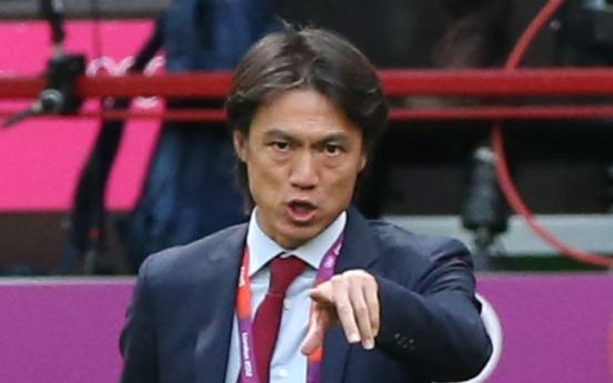 Hong Myung-bo named men's national football team head coach