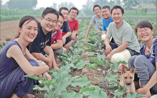 Community-supported agriculture a way of producing green food