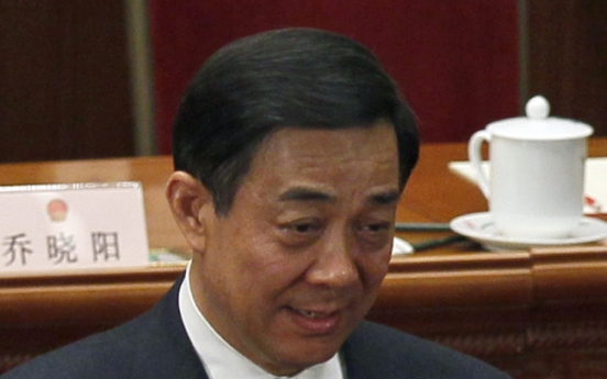 China indicts ex-politician Bo Xilai for graft