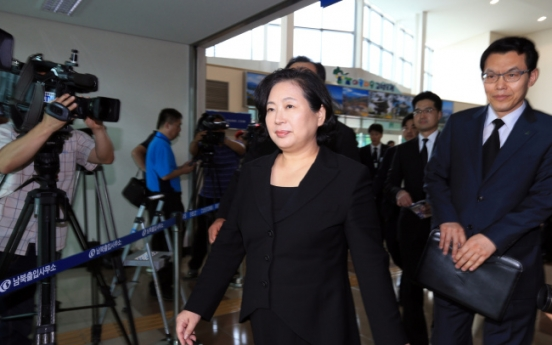 Hyundai chief receives personal letter from N. Korean leader