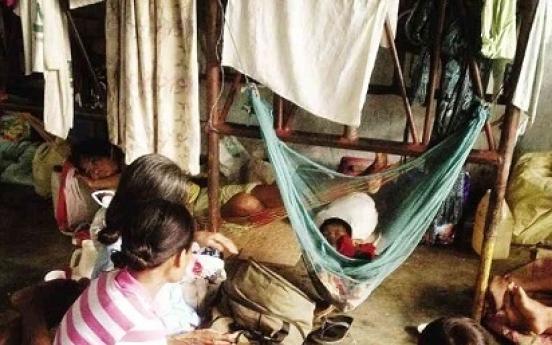 Agusan del Sur folk caught in the crossfire