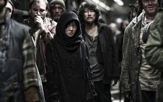 'Snowpiercer' surpasses 8 mln viewer mark