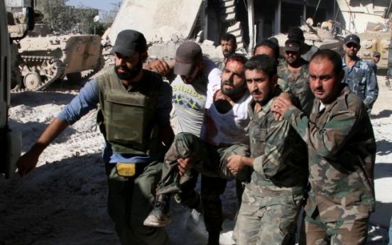 시리아 화학무기 '진실게임'