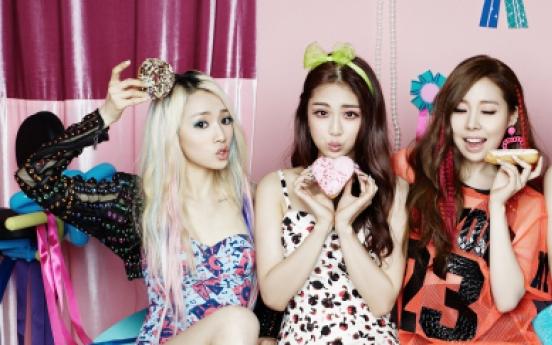 """[Photo News] Ladies' Code releases second album """"Pretty Pretty"""""""