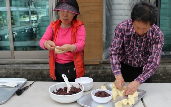 Sumi Village steamed buns contain special story inside