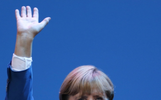 [Newsmaker] Merkel cements EU position