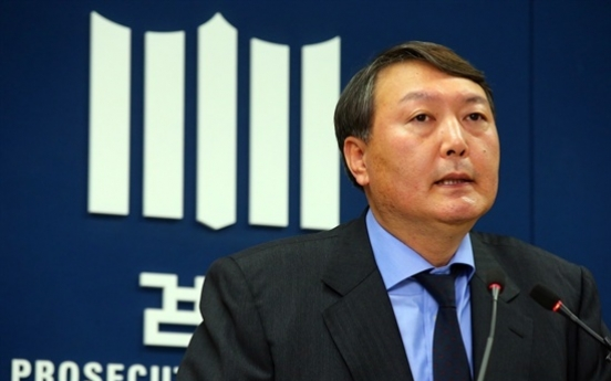 [Newsmaker] Ousted prosecutor adds fuel to NIS row