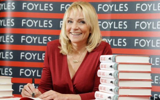 Bridget Jones author shares insights on latest book