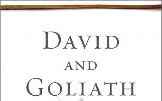 Malcolm Gladwell battles giants in 'David and Goliath'