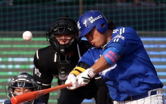 Samsung beats Doosan to cut Korean Series deficit