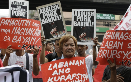 Anti-pork barrel hackers hit 38 Philippine websites