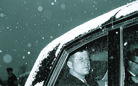 Books focus on J.F. Kennedy's conservatism