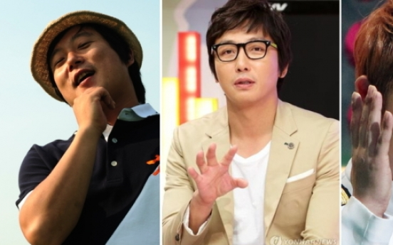 [Newsmaker] Celebs mired in illegal gambling allegations