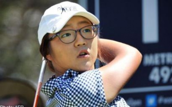 Lydia Ko on Time list of influential teenagers