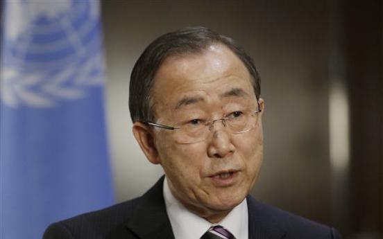 Ban Ki-moon to be first U.N. chief to visit Auschwitz