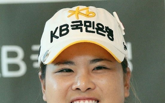 [Newsmaker] Park wins LPGA Player of the Year