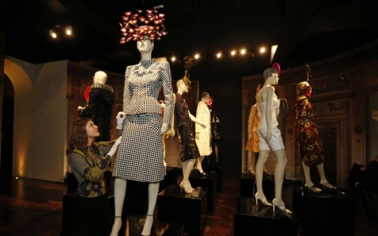 London exhibit features fashionista Isabella Blow