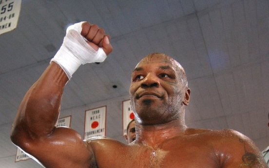 Mike Tyson merciless with himself as he seeks redemption