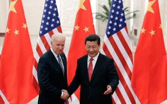 Biden: US-China ties rely on trust, good motives