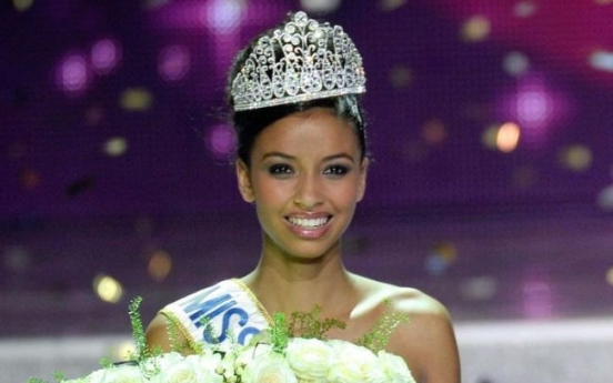 Miss France proud of 'cosmopolitan' country