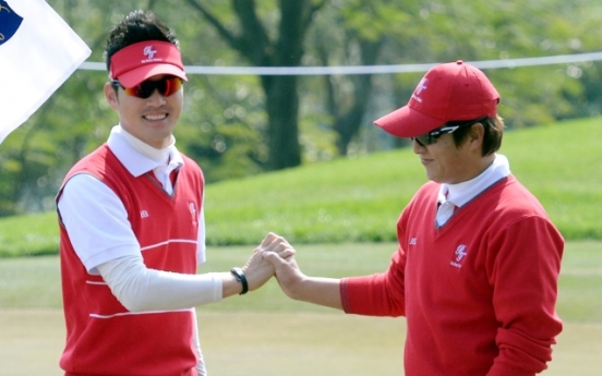Asia routs Europe on Day 1 of Royal Trophy