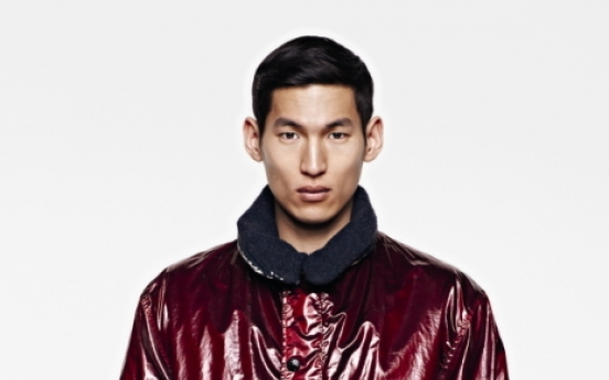 Korean male fashion models on the rise