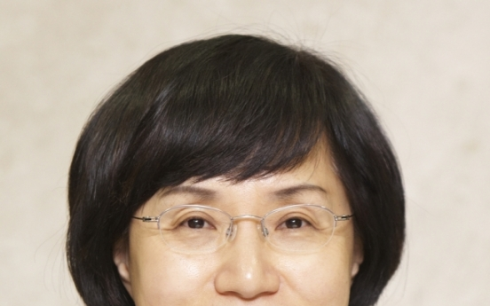 [Newsmaker] IBK names Korea's first female bank chief