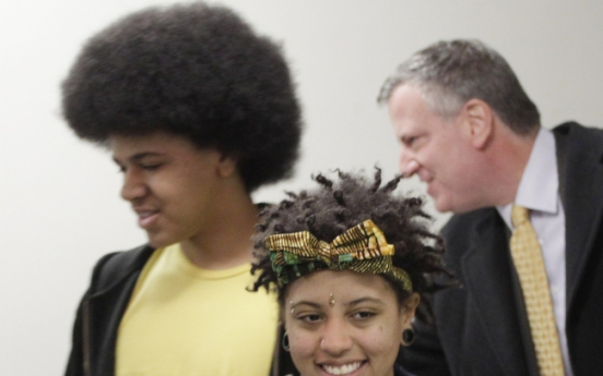 N.Y. mayor's daughter confesses to drug, alcohol use