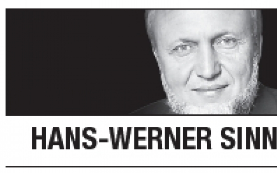 [Hans-Werner Sinn] Measures to rescue Europe