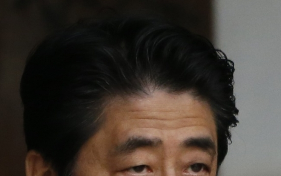[Newsmaker] Abe's gamble falters under criticism