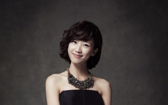 [Rookie of 2014] Musical actress Park Ji-yeon evolves with 'Ghost the Musical'