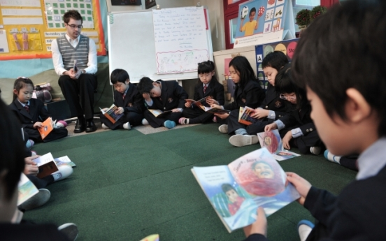 [Uniquely Korean] Early English education thrives amid concerns