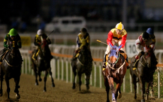 [Weekender] Korea's horse racing industry goes global