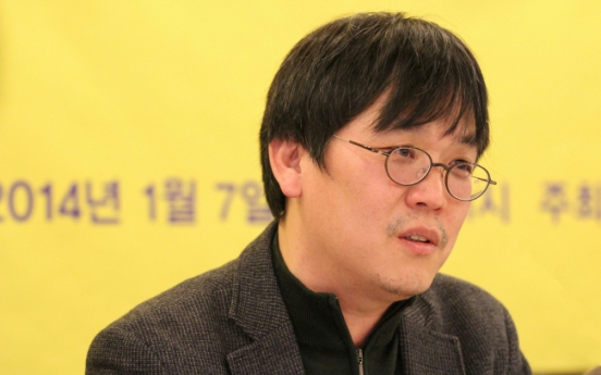 Minumsa publishing house introduces grand Korean history book series