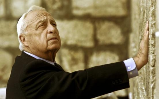 [Newsmaker] Sharon: Controversial, ruthless 'Bulldozer'