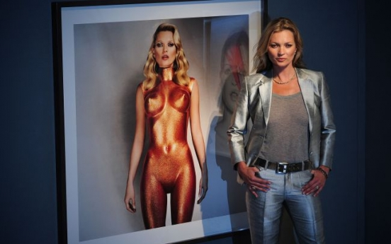 Still got it: Kate Moss turns 40