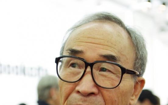 Ko Un wins prestigious poetry award