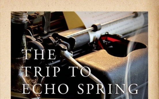 'The Trip to Echo Spring' a tipsy journey