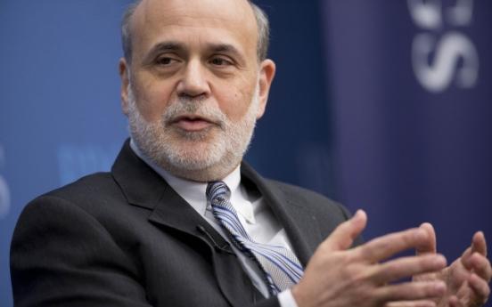 [Newsmaker] Bernanke: Final chapter yet to be written