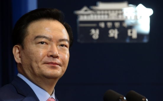 [Newsmaker] Questions hang over Park's new spokesman