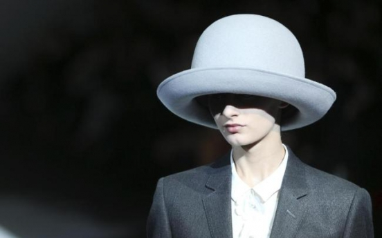 Femme fatale Nikita inspires Emporio Armani looks