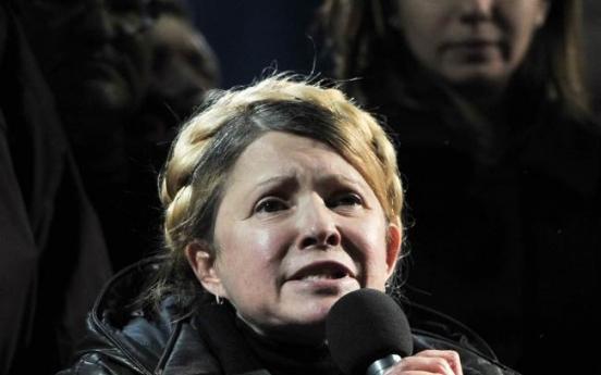 [Newsmaker] Freed Ukrainian icon coy on next steps